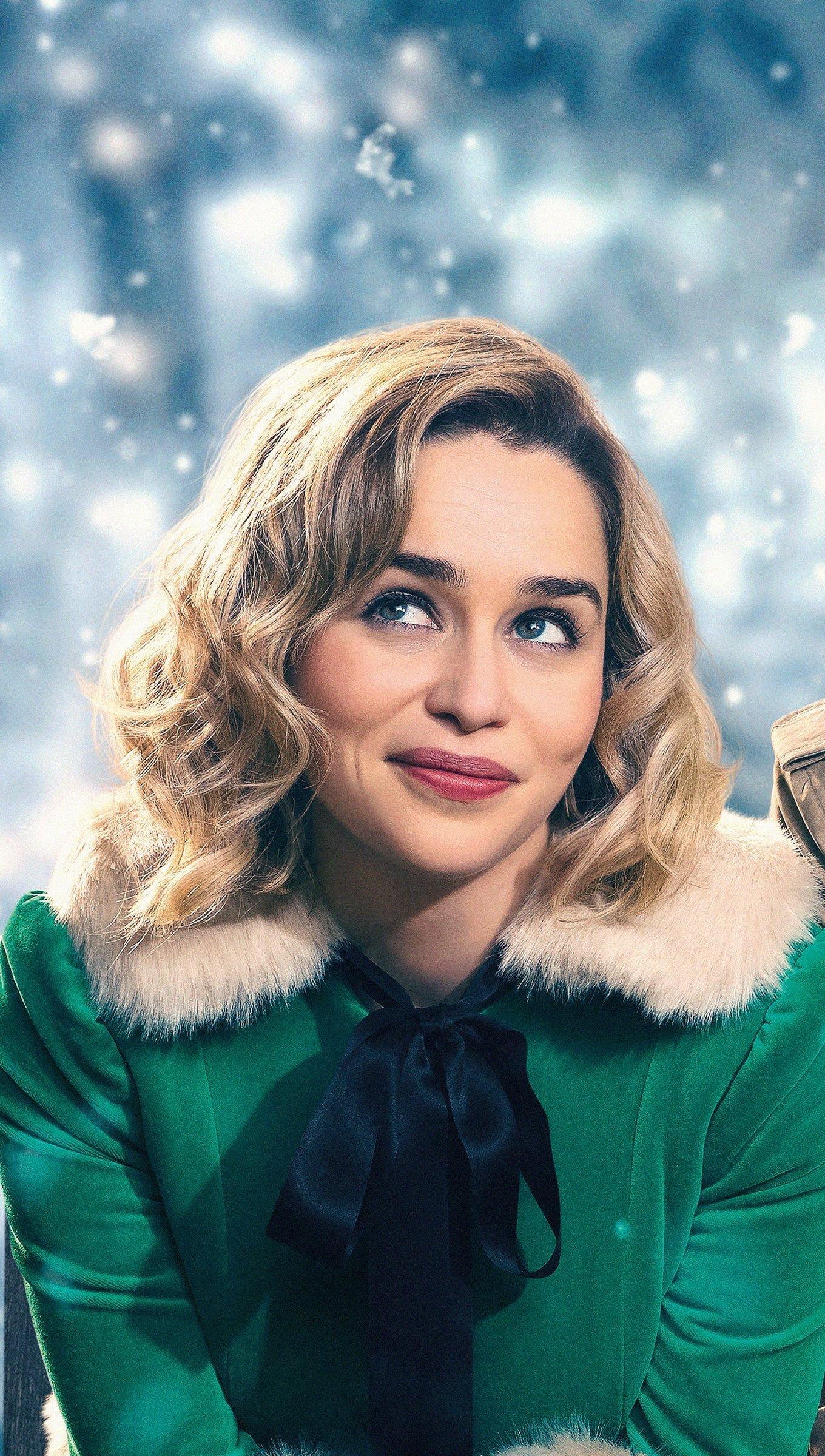 Wallpaper Last Christmas Movie Vertical