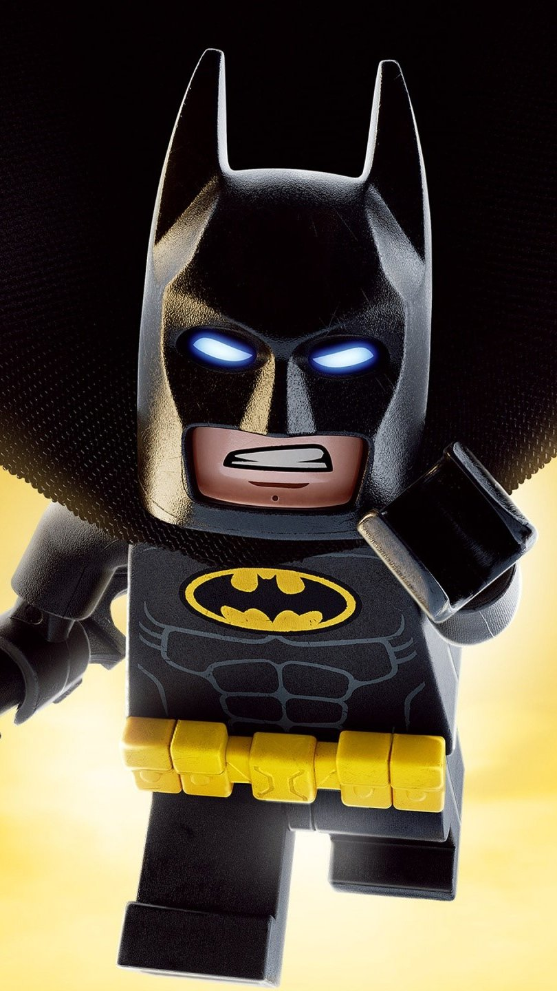 Wallpaper Movie Lego Batman Vertical