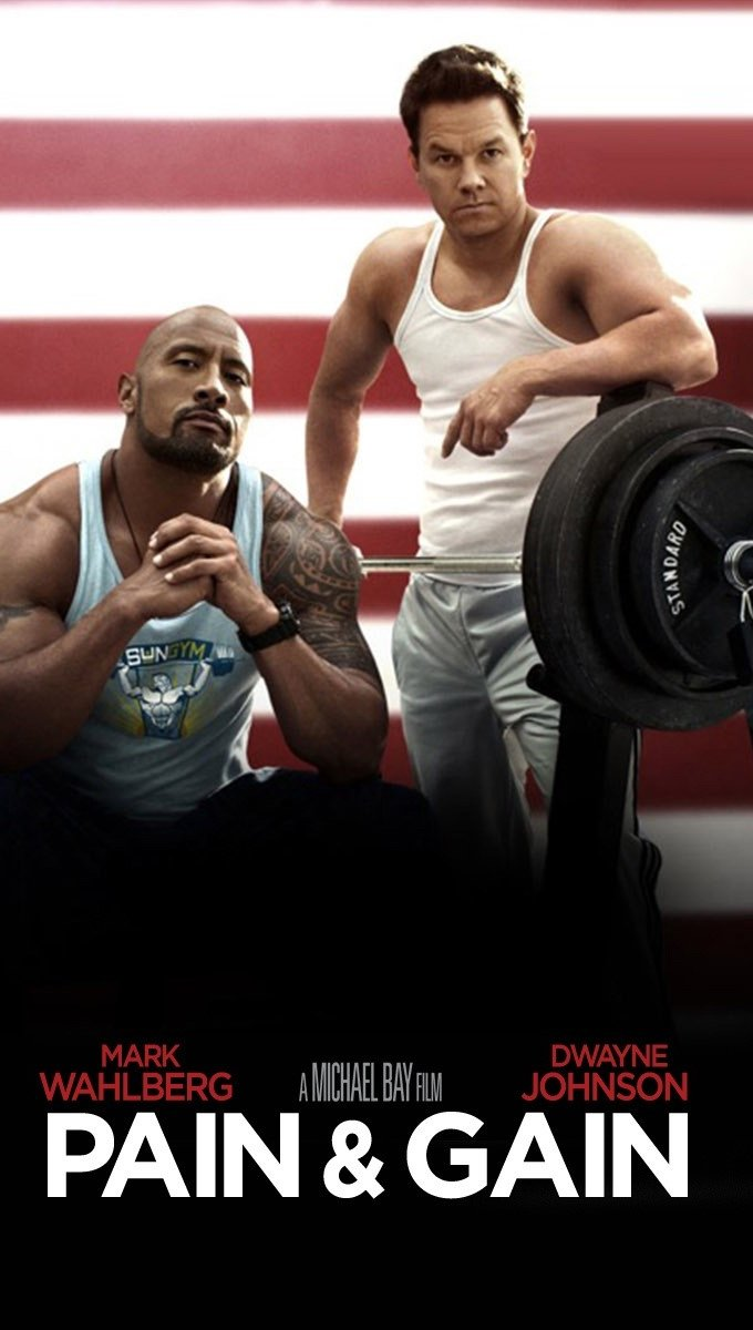 Wallpaper Pain and gain movie Vertical