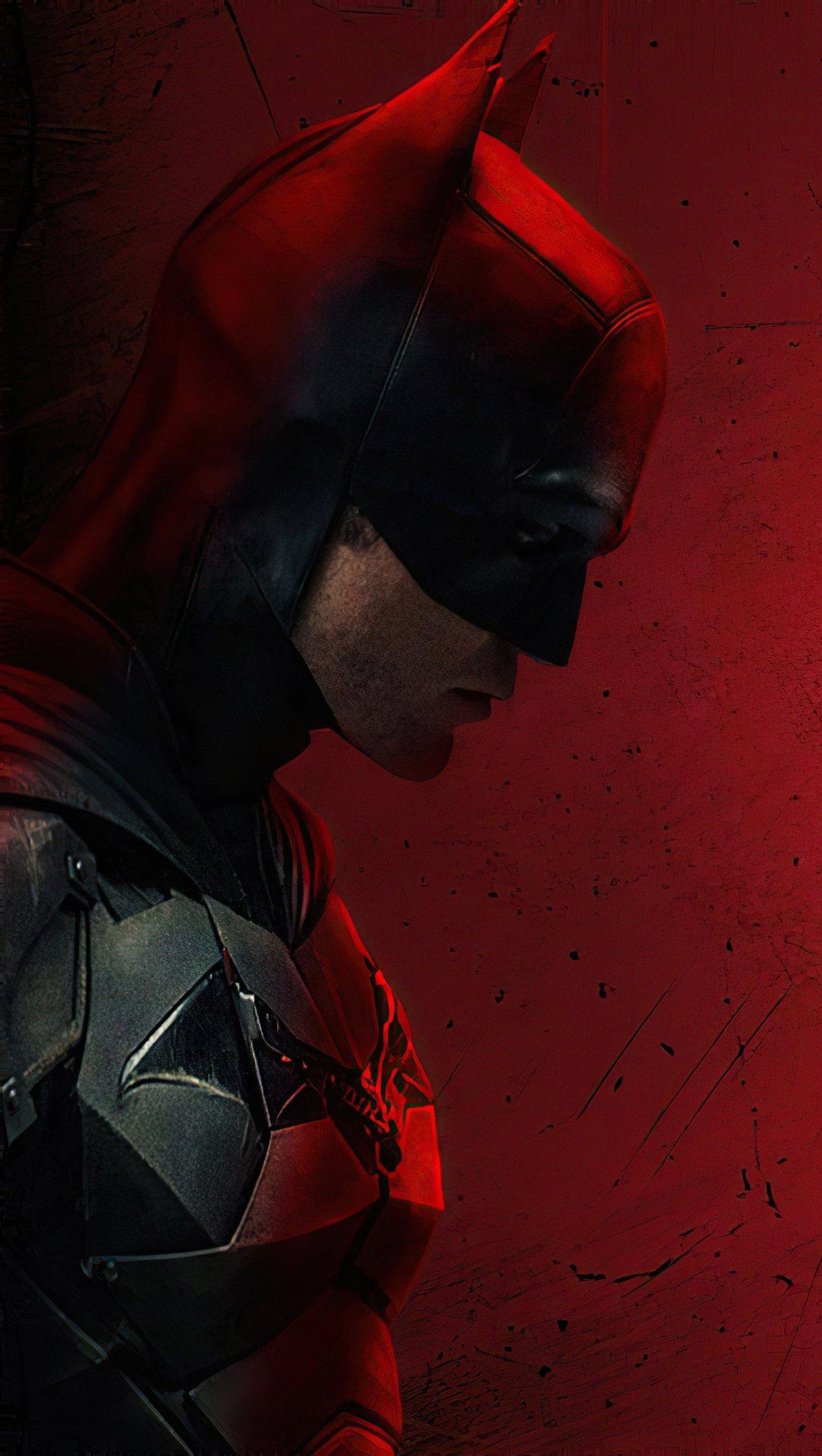 Fondos de pantalla Película The Batman Vertical