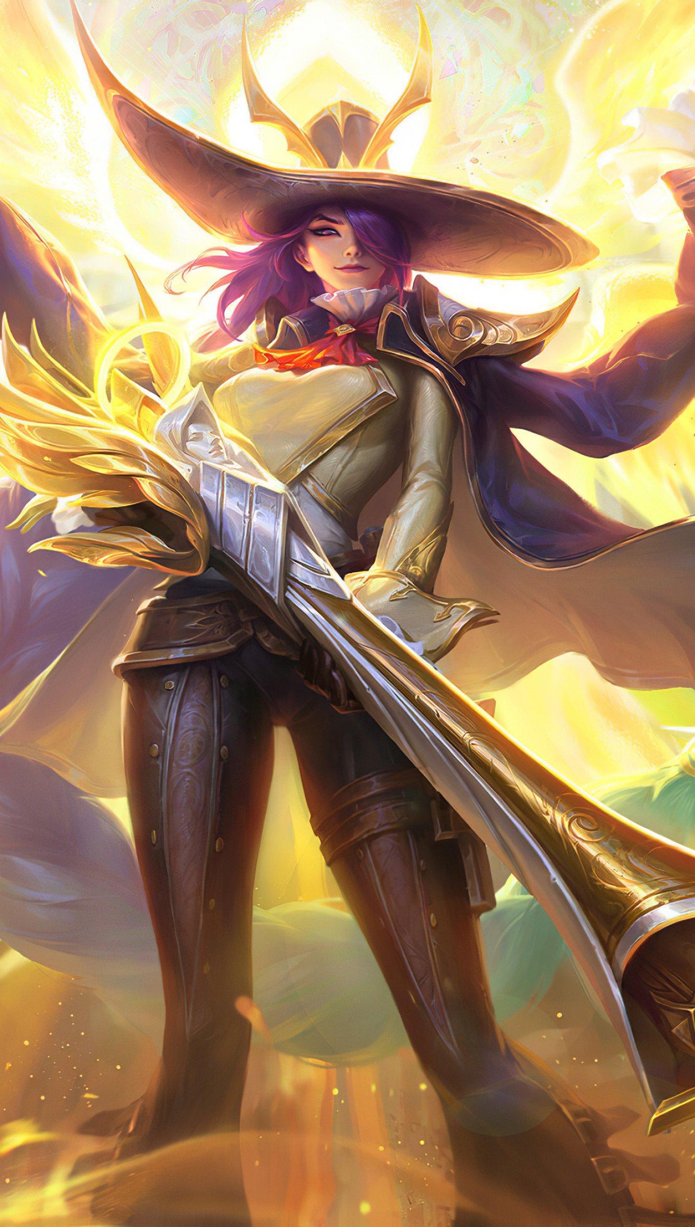 Fondos de pantalla Personaje de Mobile Legends Vertical