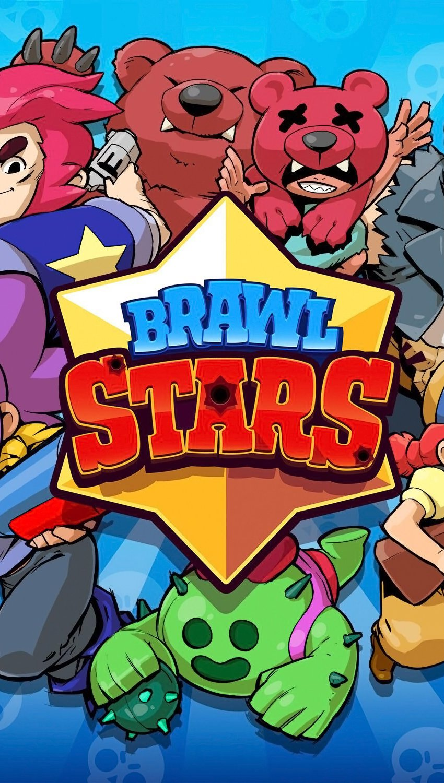 Fondos de pantalla Personajes de Brawl Stars Vertical