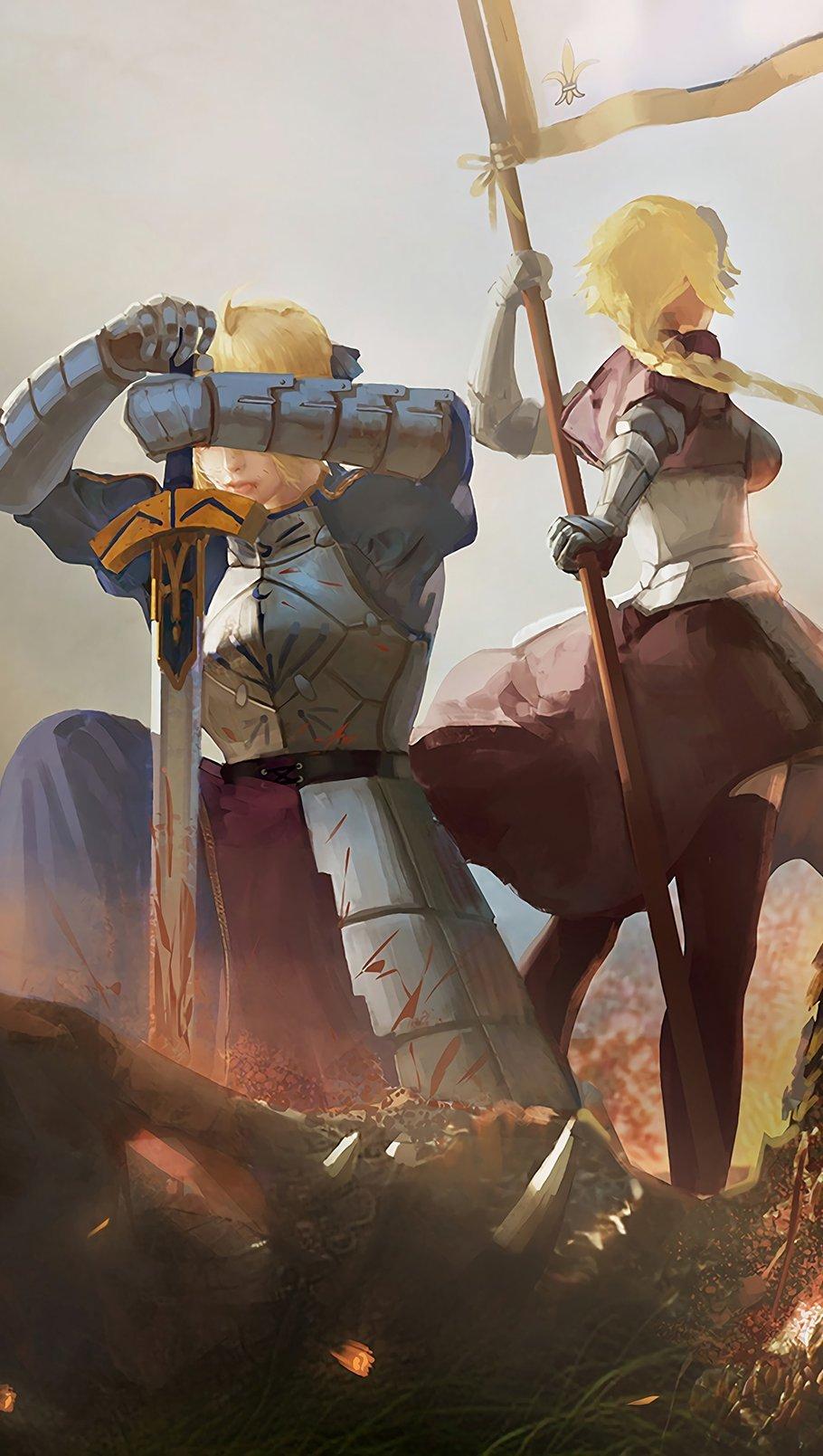 Fondos de pantalla Anime Personajes de Fate Grand order Vertical