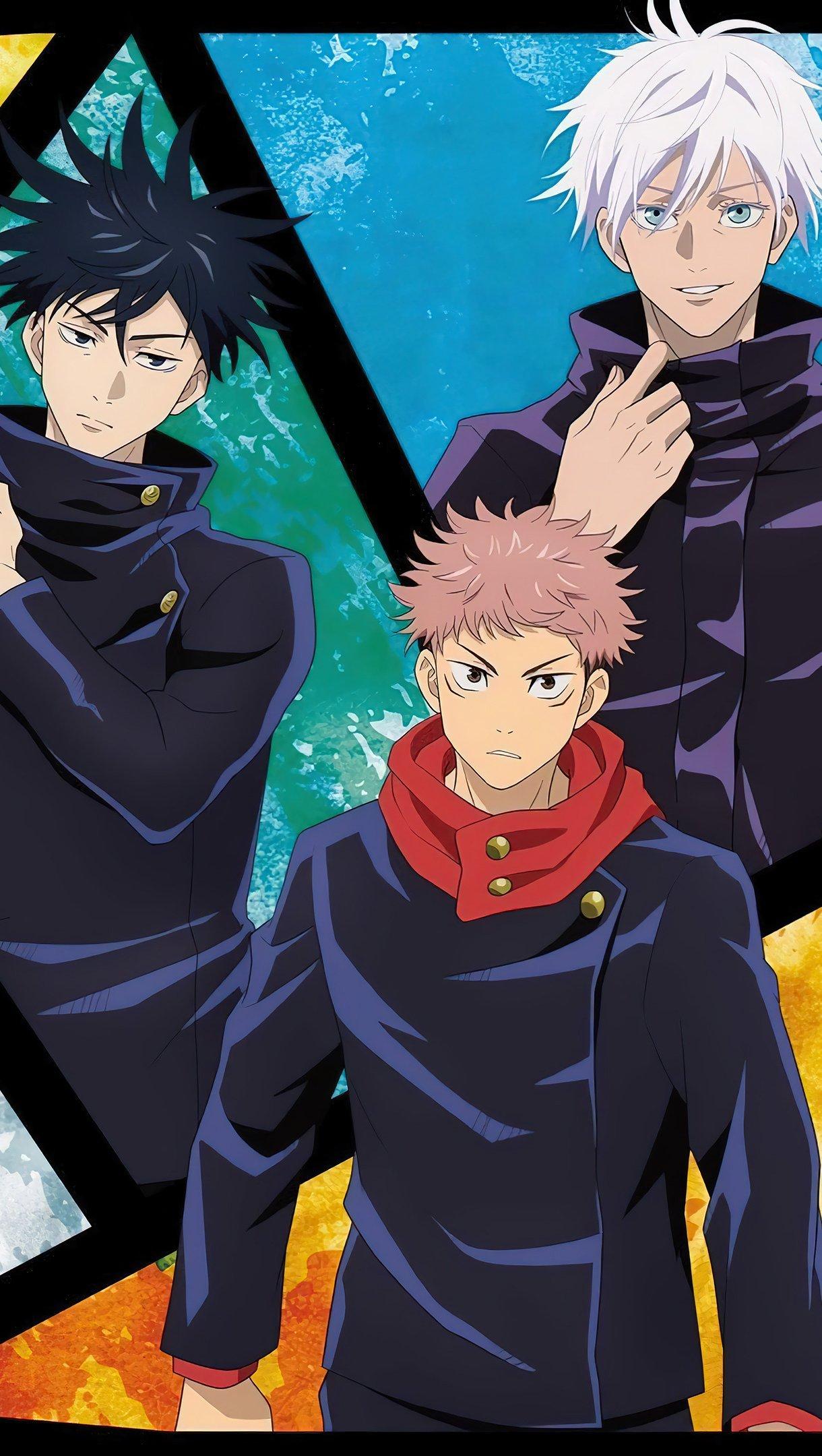Fondos de pantalla Anime Personajes de Jujutsu Kaisen Vertical