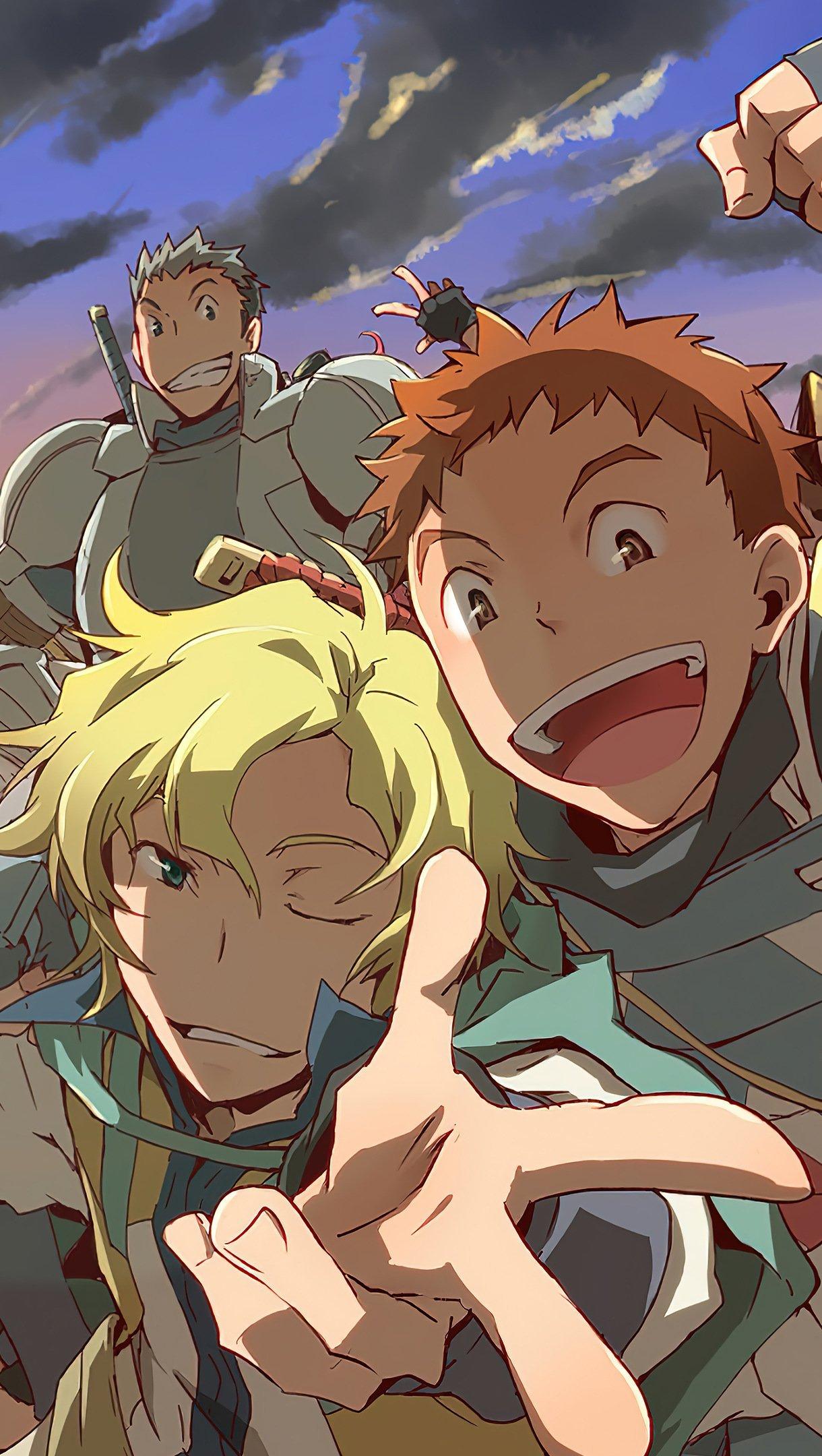 Fondos de pantalla Anime Personajes de Log Horizon Vertical