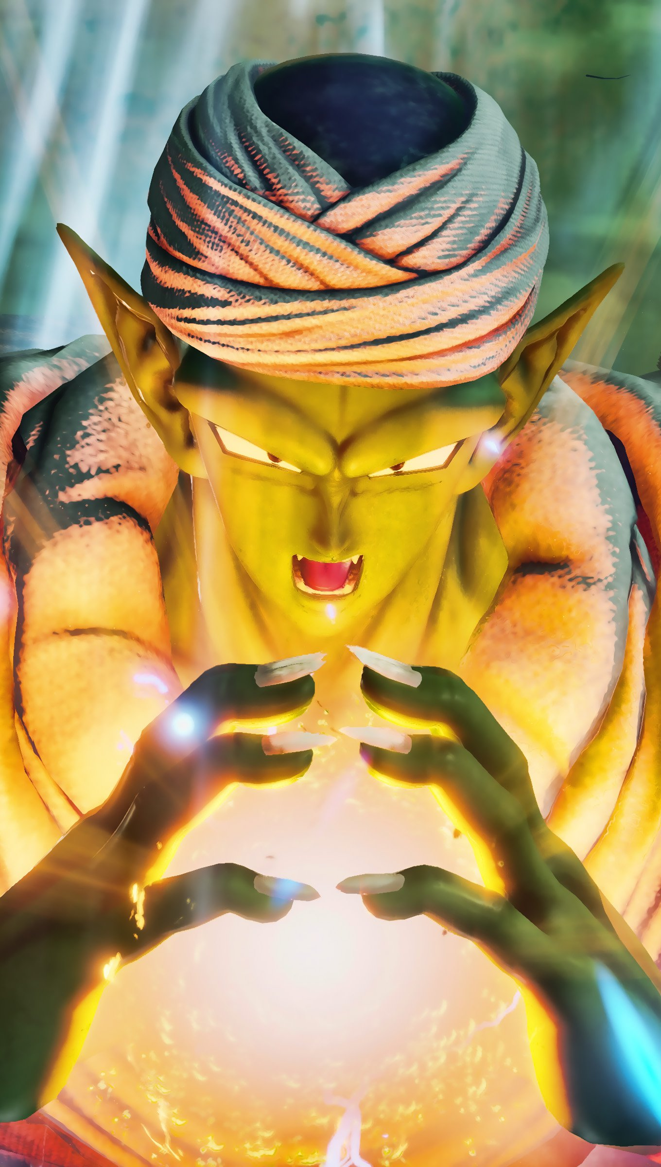 Fondos de pantalla Anime Piccolo de Dragon Ball Vertical