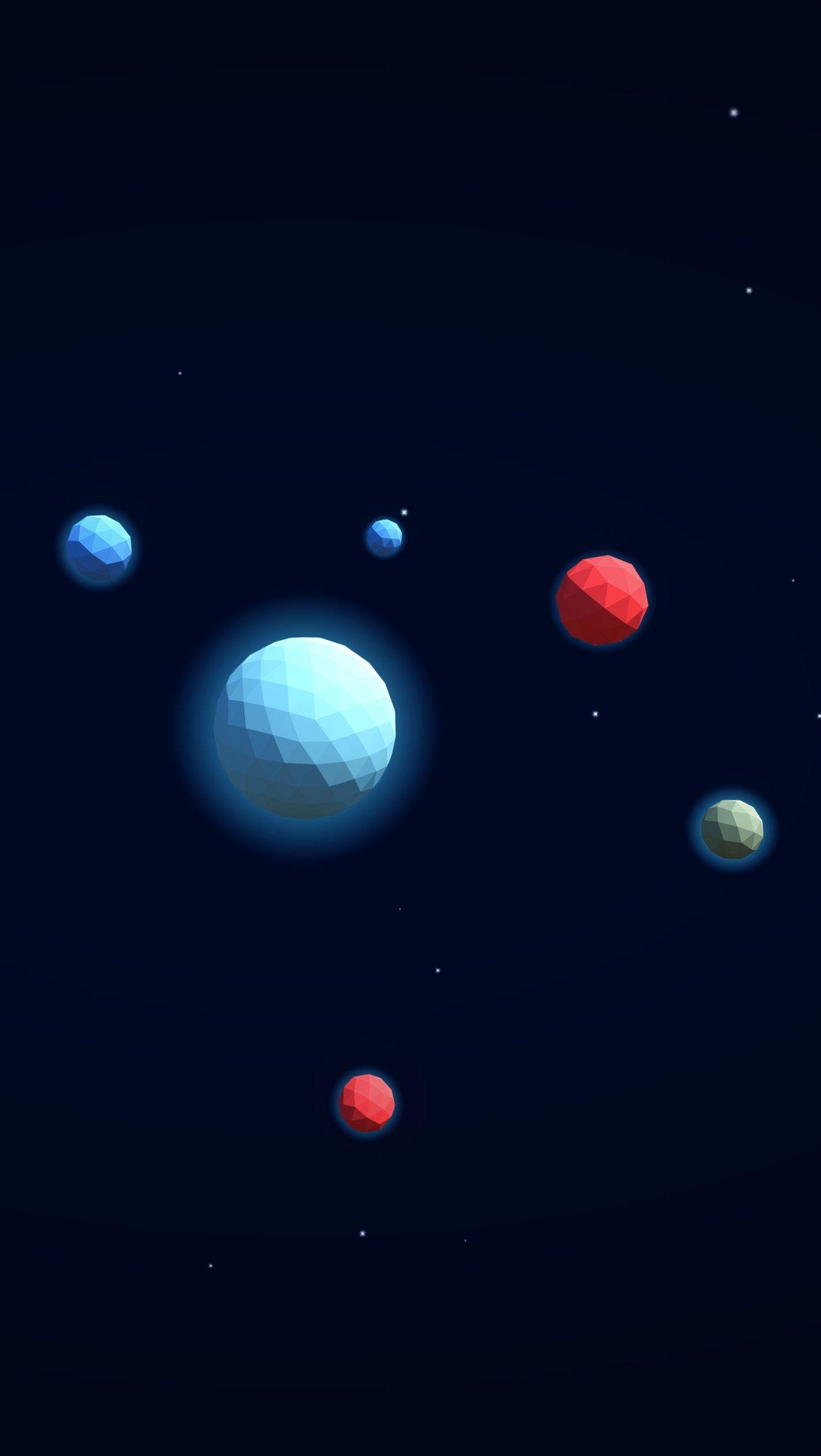 Fondos de pantalla Planetas Artwork Vertical