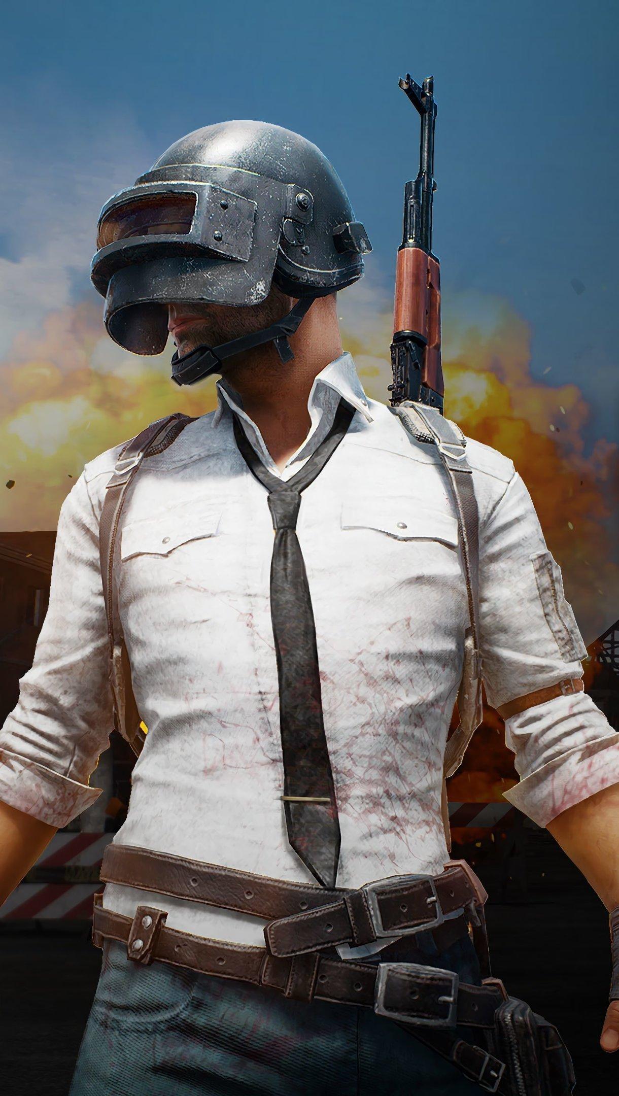 Wallpaper PlayerUnknown's Battlegrounds Vertical