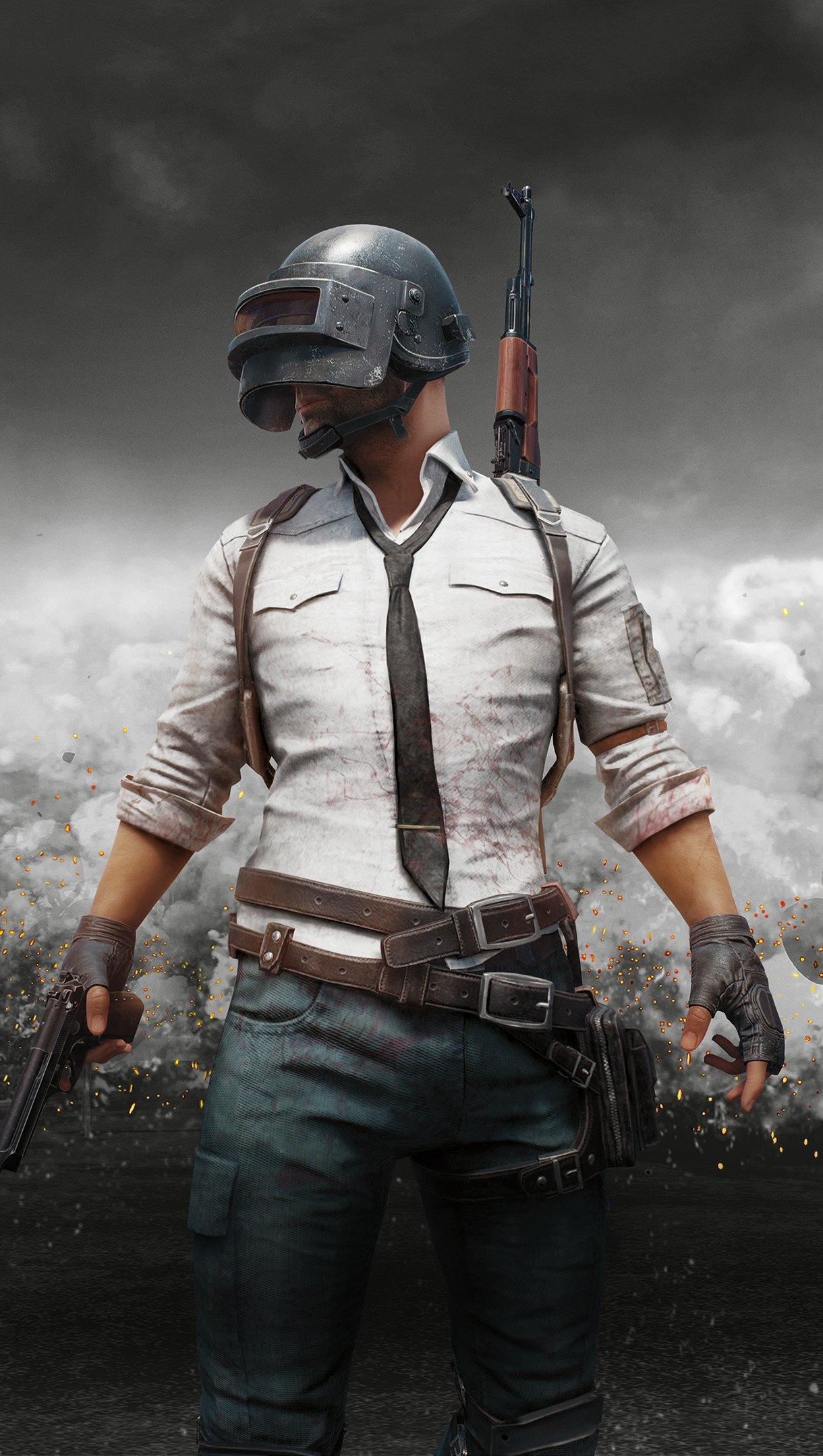 Fondos de pantalla PlayerUnknown's Battlegrounds Vertical