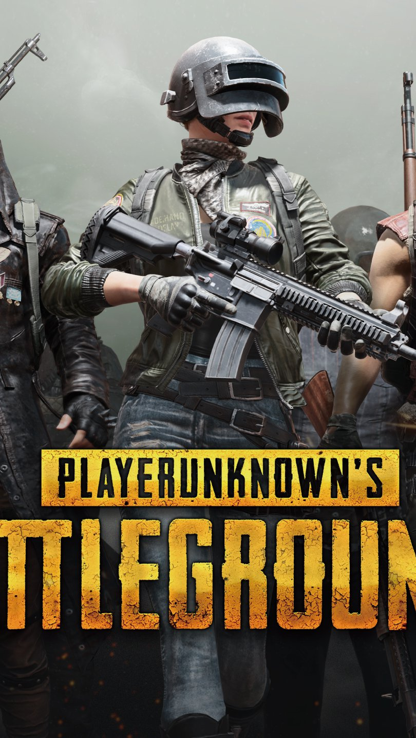 Fondos de pantalla PlayerUnknown's Battlegrounds Personajes Vertical