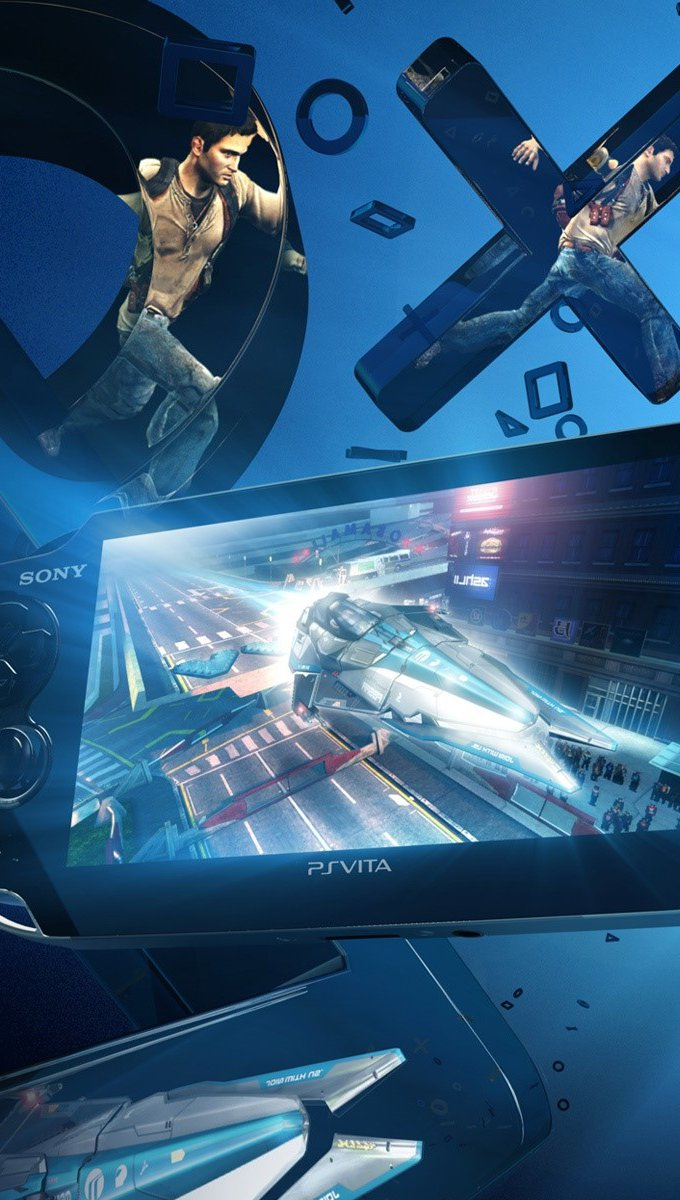 Fondos de pantalla Playstation Vita Vertical