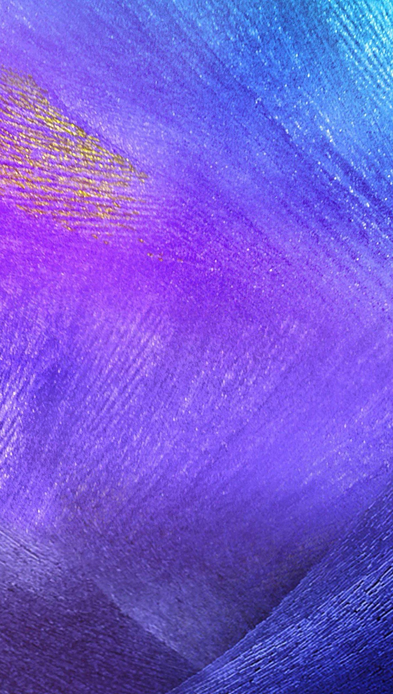 Fondos de pantalla Plumas de ave abstractas Vertical