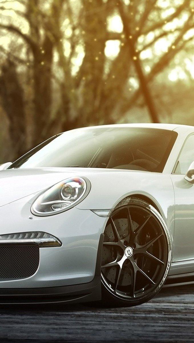Wallpaper Porsche 911 GT3 Vertical