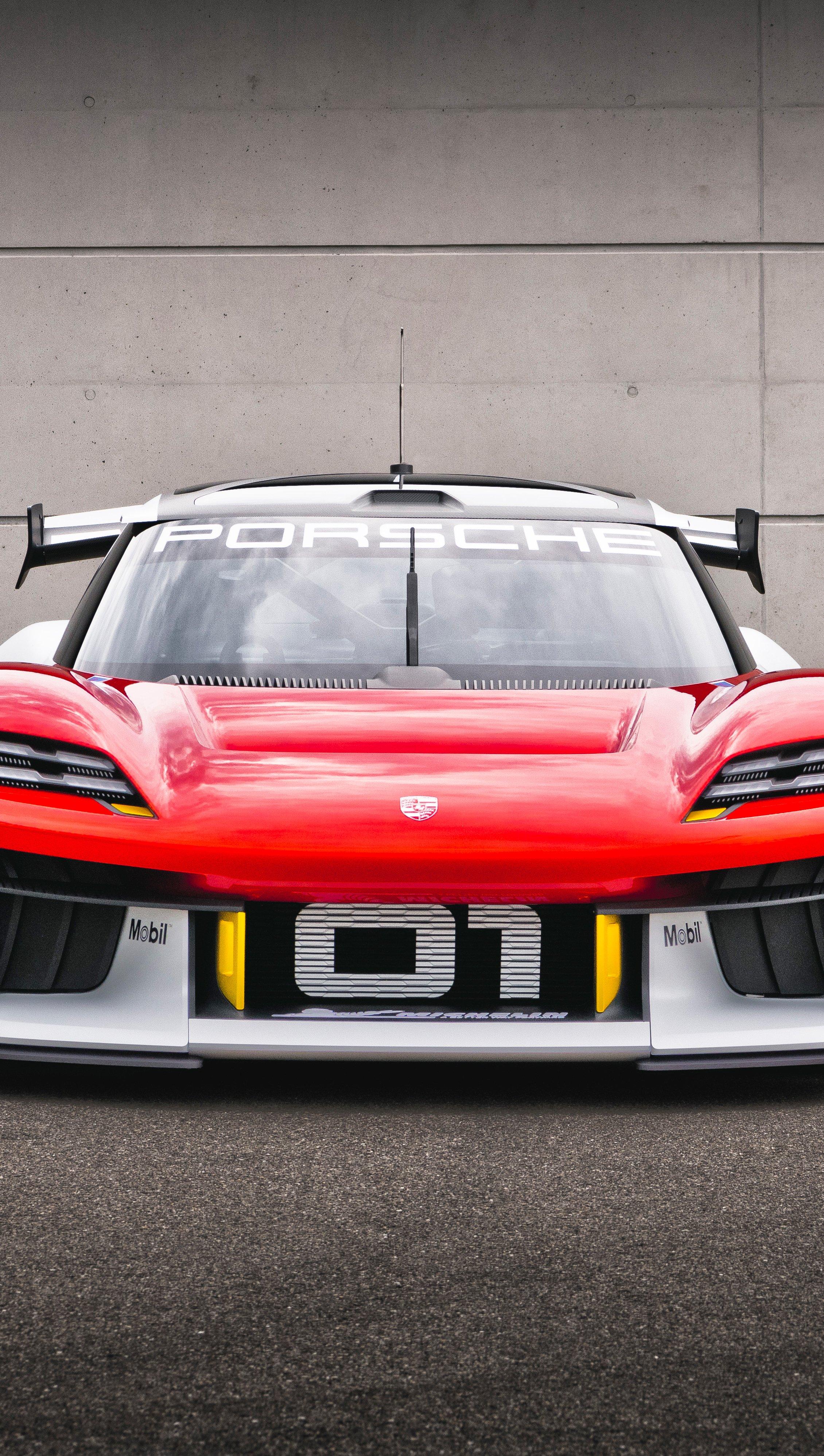 Fondos de pantalla Porsche Mission R Vertical