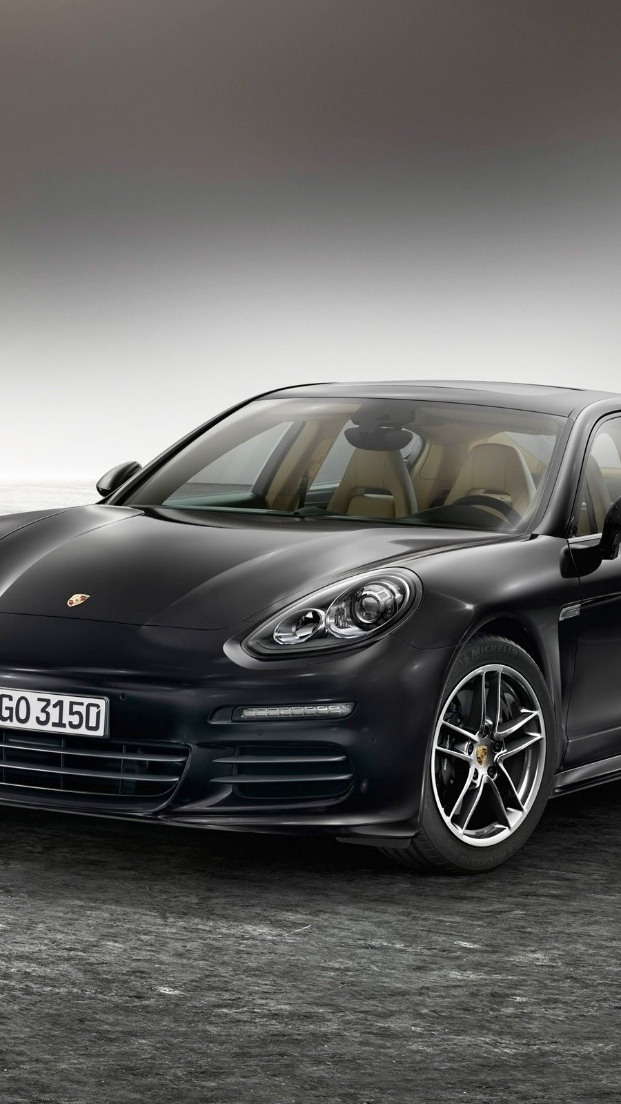 Wallpaper Porsche Panamera Edition Vertical