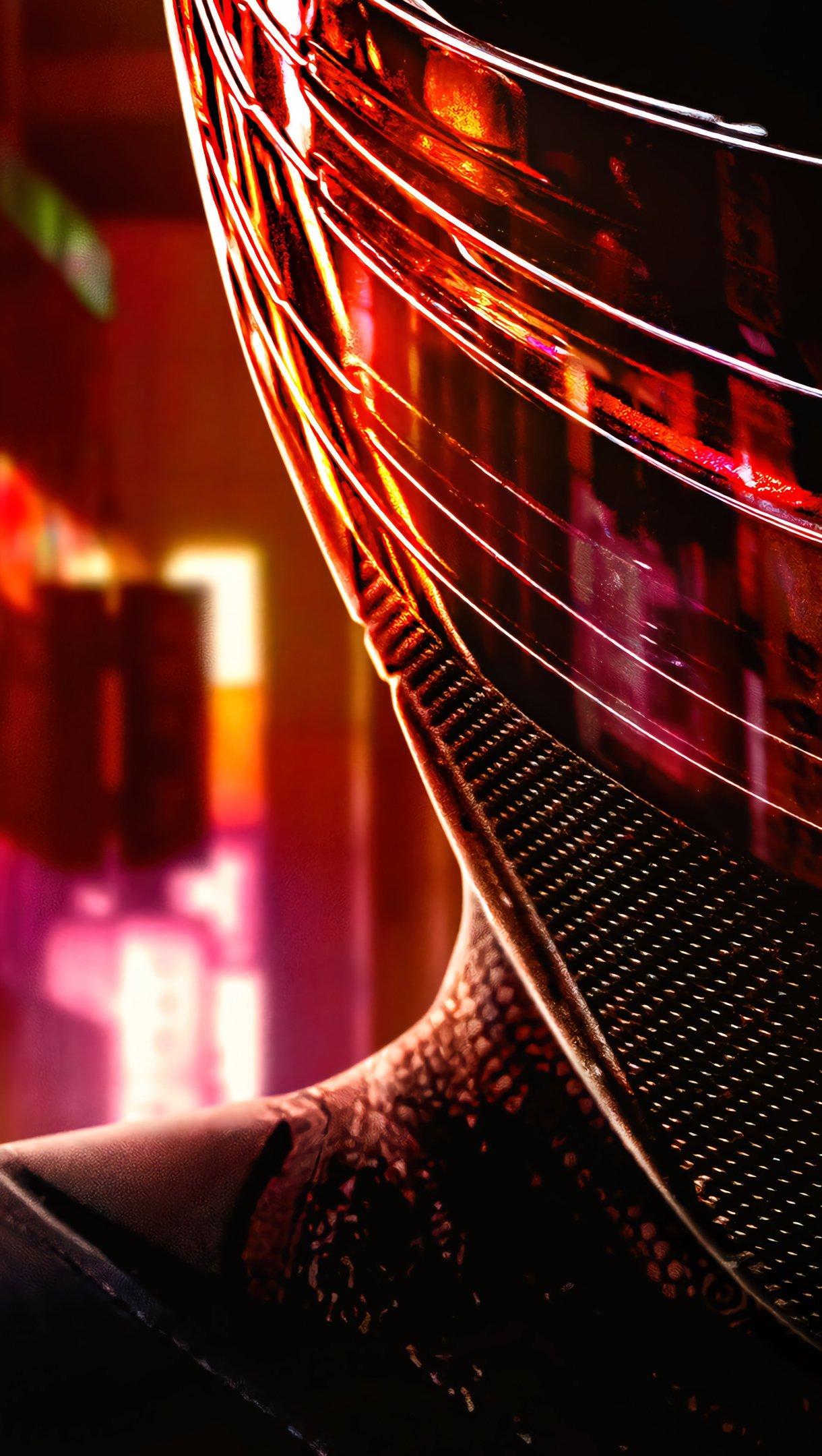 Wallpaper Snake Eyes Movie Poster Vertical