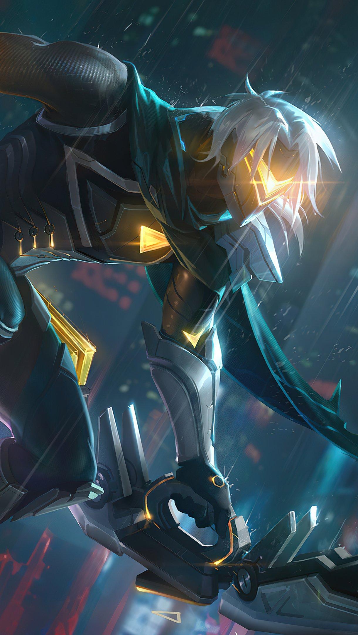 Fondos de pantalla Project Varus League of Legends Vertical