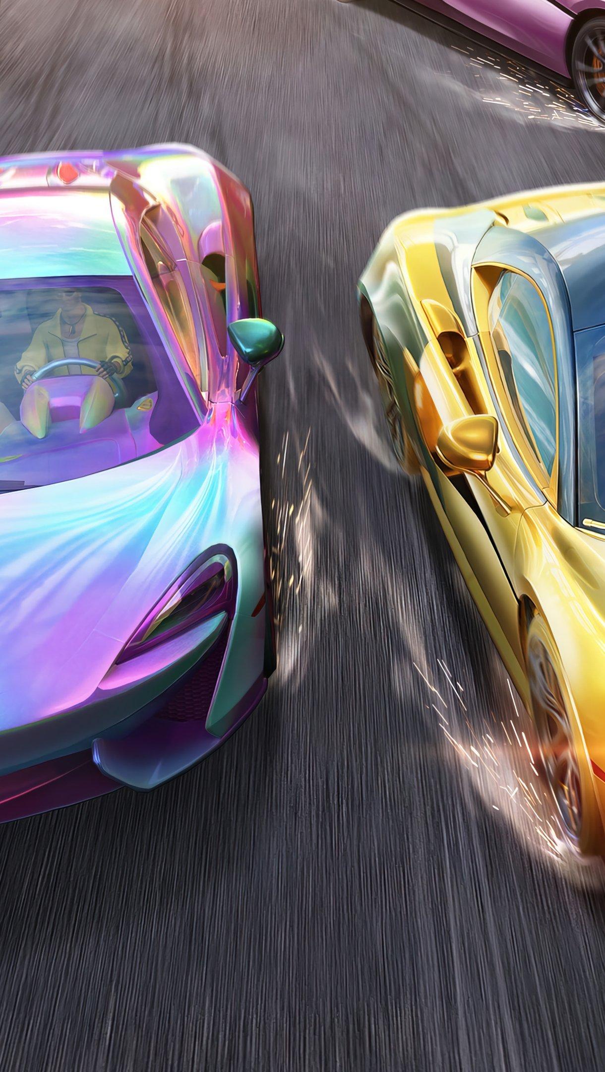 Pubg Mobile Mclaren Sports Car Wallpaper 4k Ultra Hd Id 8084