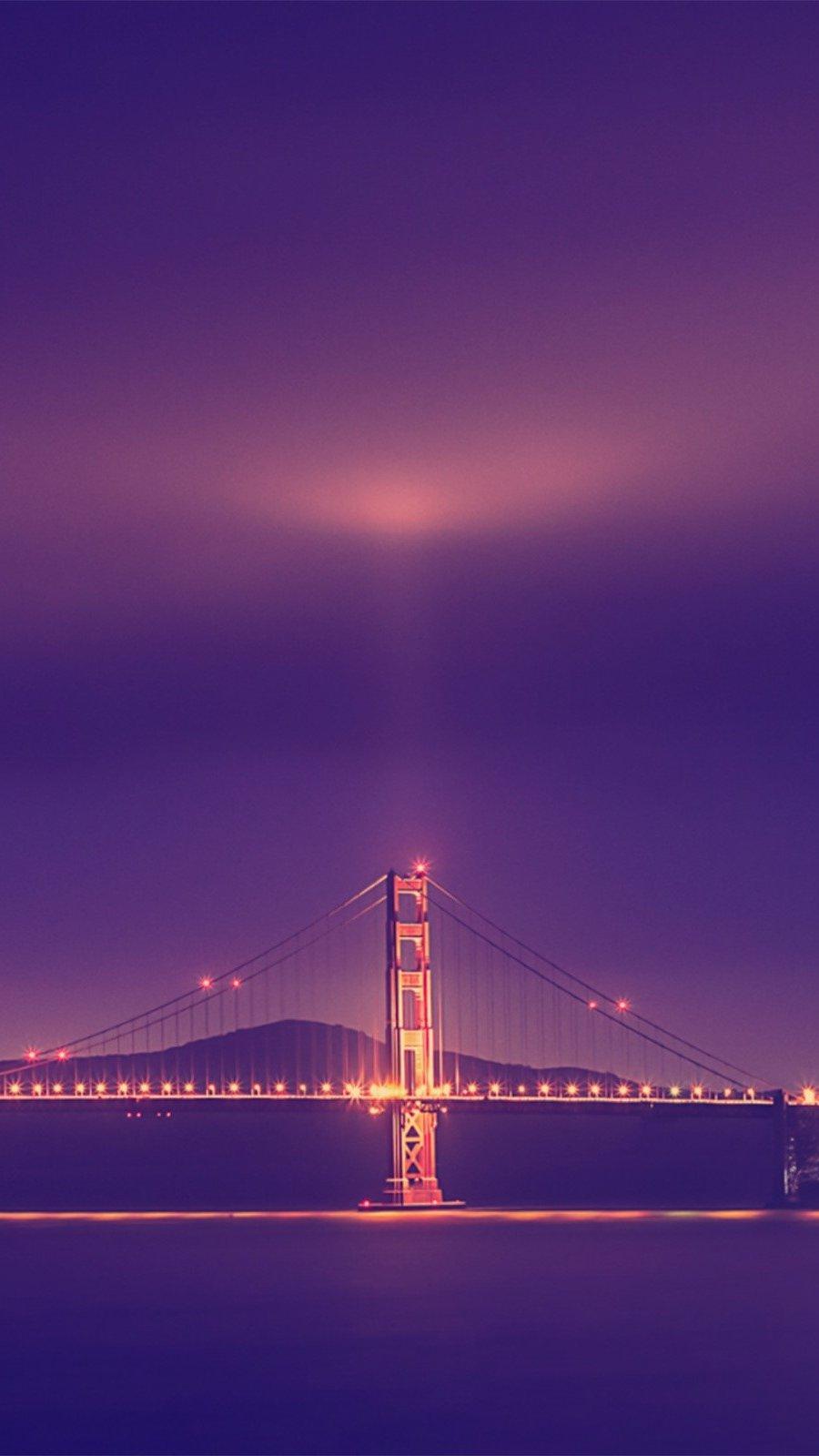 Fondos de pantalla Puente Golden Gate Vertical