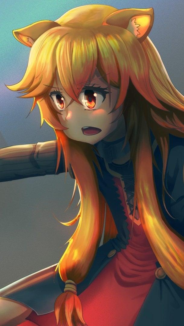 Fondos de pantalla Anime Raphtalia de El ascenso del Heroe del Escudo Vertical