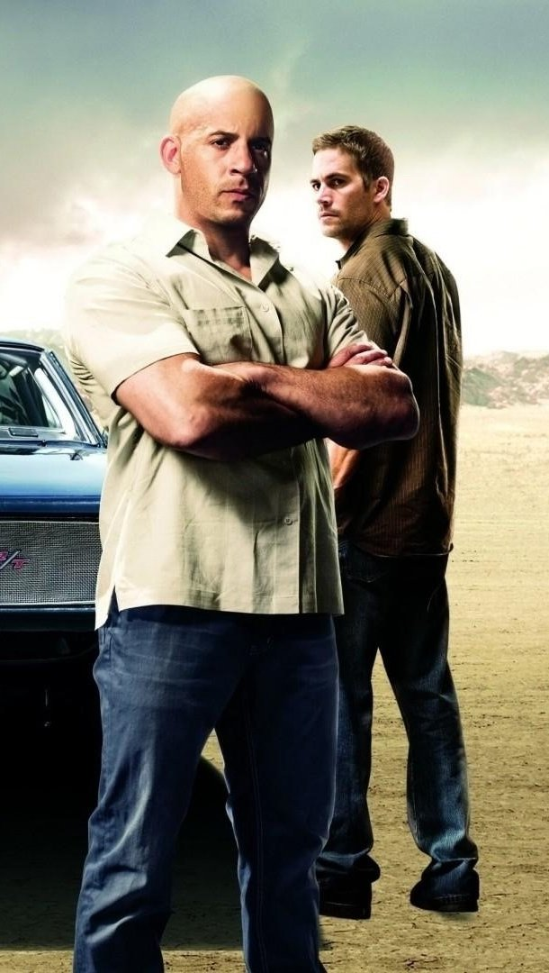 Wallpaper Fast and furious Vertical