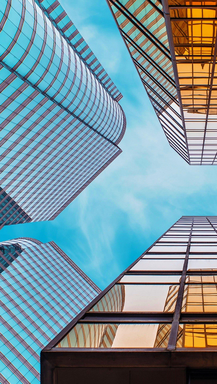 Fondos de pantalla Rascacielos Vertical