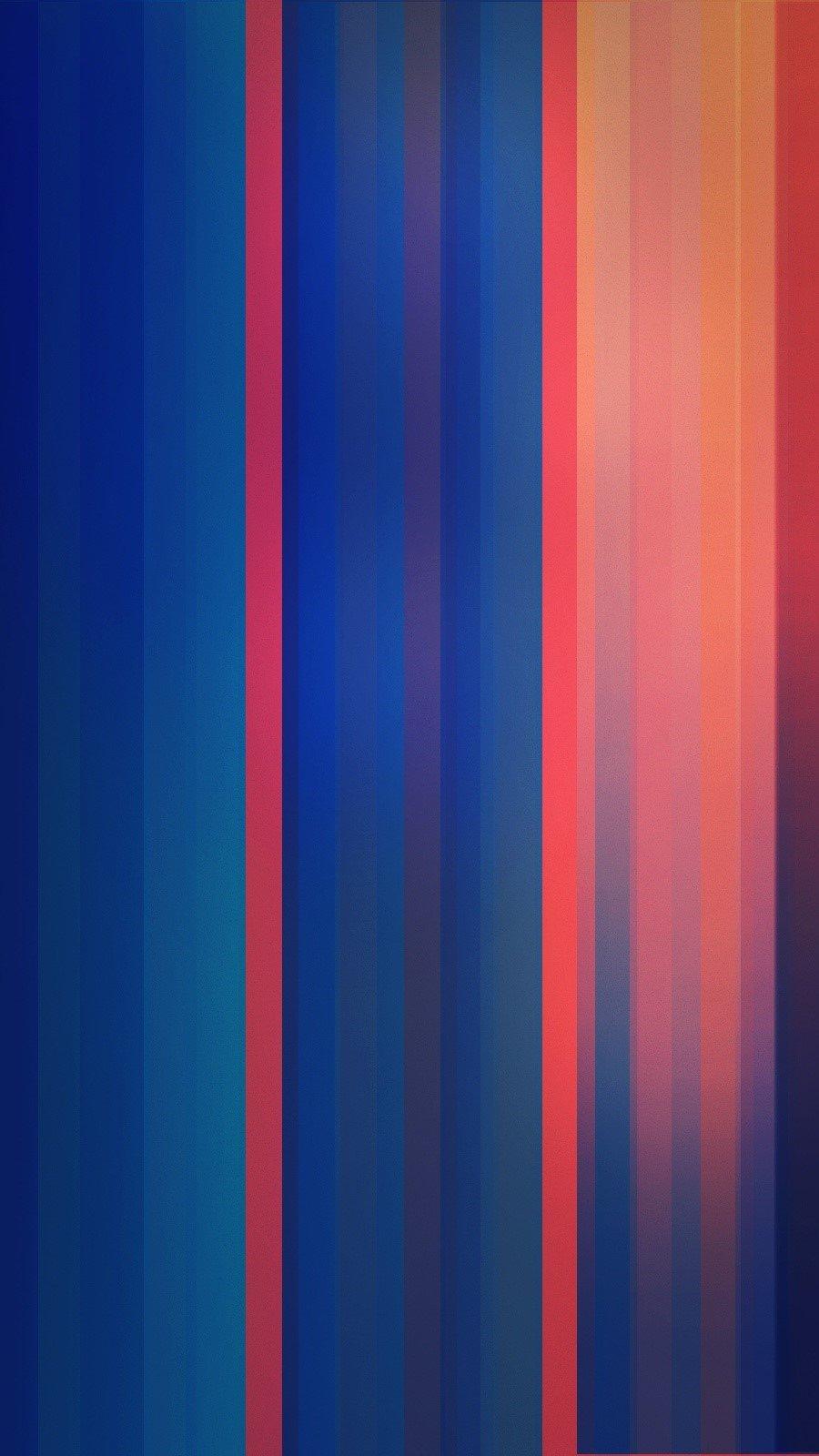 Fondos de pantalla Rayas coloridas Vertical