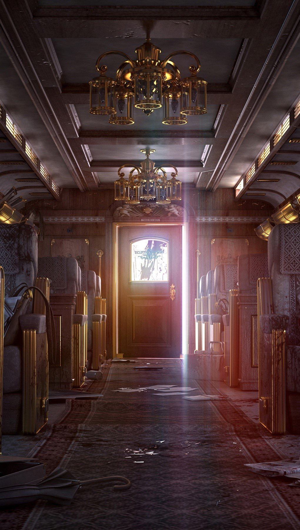 Fondos de pantalla Resident Evil Zero HD Vertical