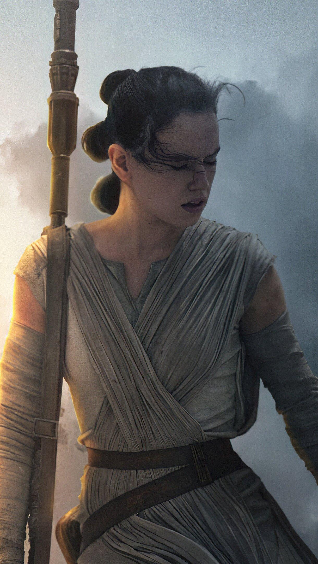 Fondos de pantalla Rey de Star Wars El ascenso del skywalker Vertical