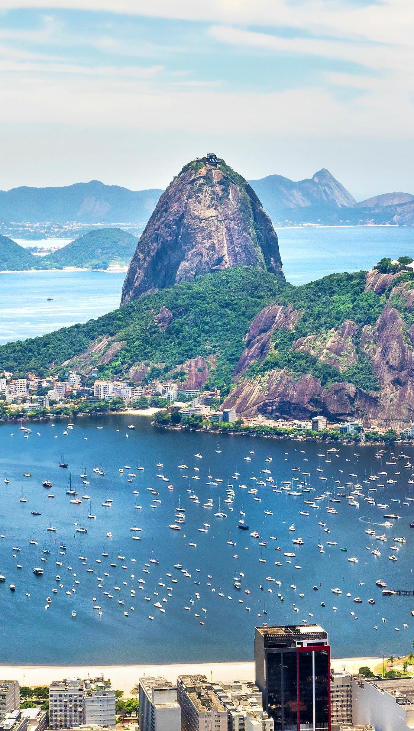 Fondos de pantalla Río de Janeiro, Brasil Vertical