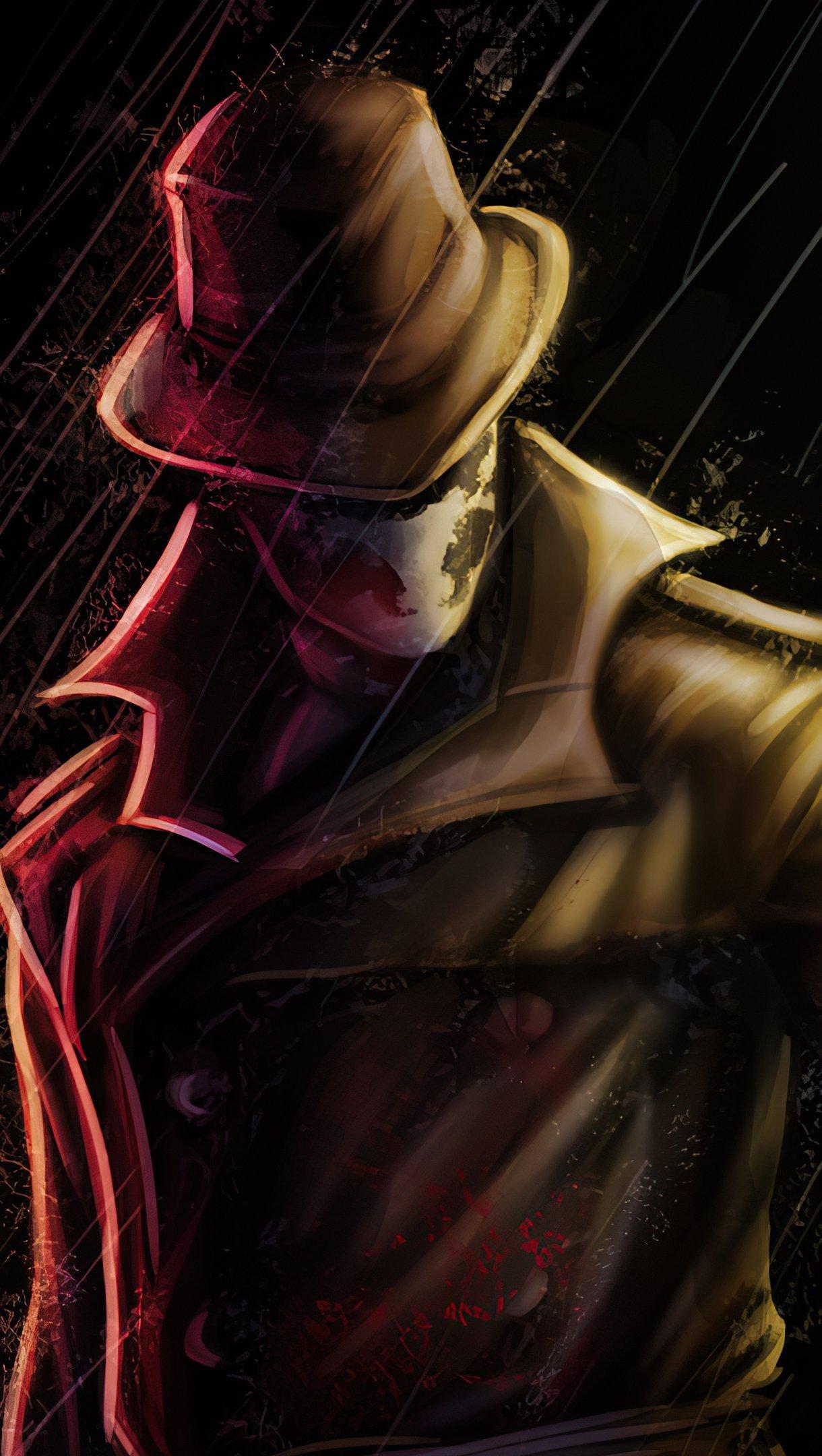 Fondos de pantalla Rorschach personaje de Watchmen Vertical