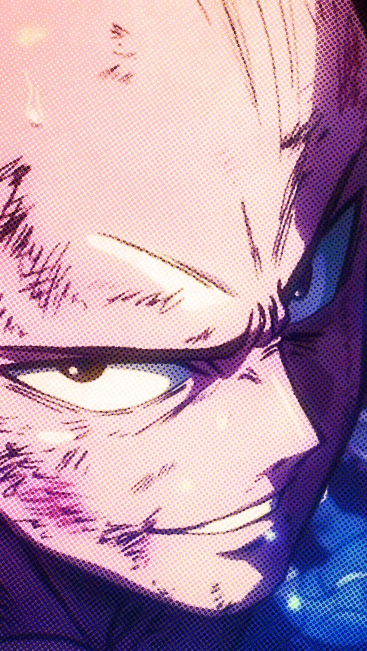 Anime Wallpaper Saitama One Punch Man Vertical