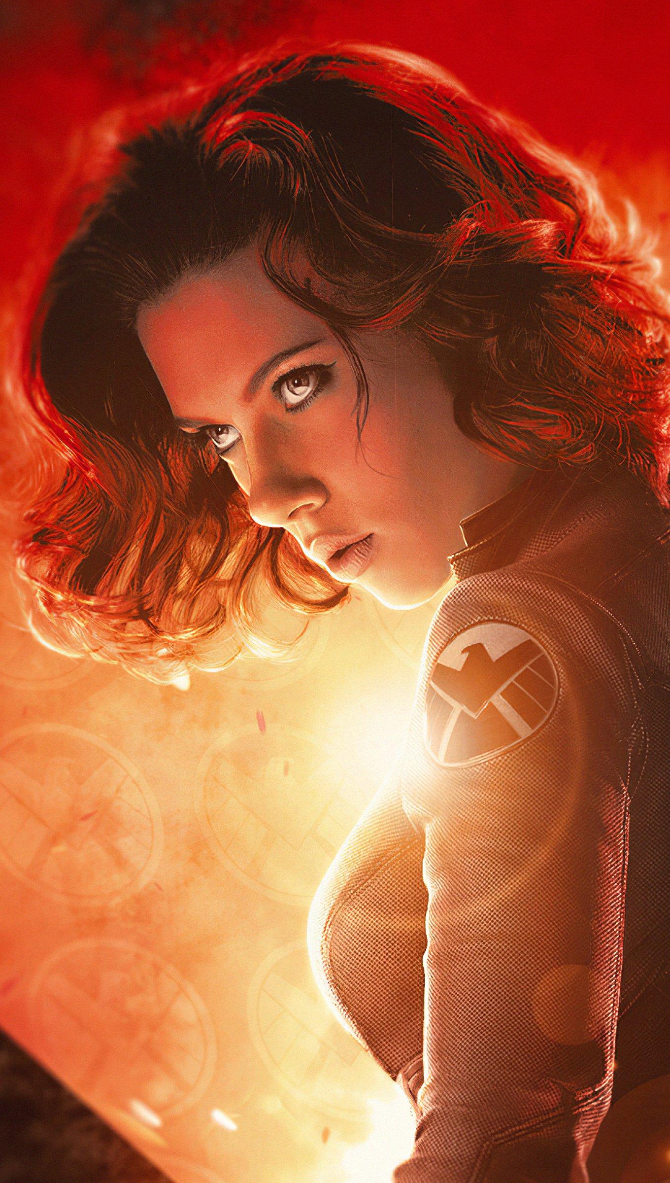 Scarlett Johansson As Character Black Widow Wallpaper 4k Ultra Hd Id 4524