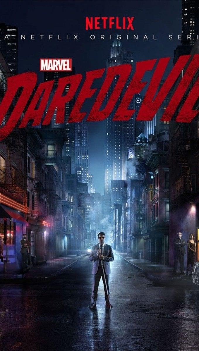 Fondos de pantalla Serie Daredevil Vertical