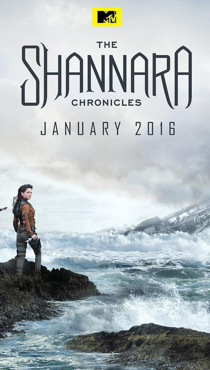 Wallpaper The shannara Chronicles series Vertical