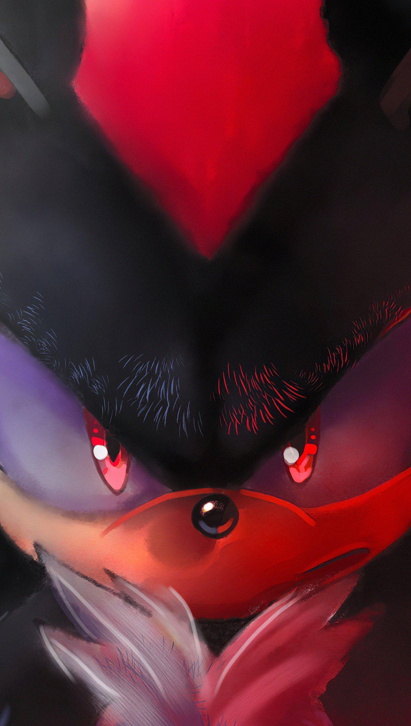 Fondos de pantalla Shadow the Hedgehog Vertical