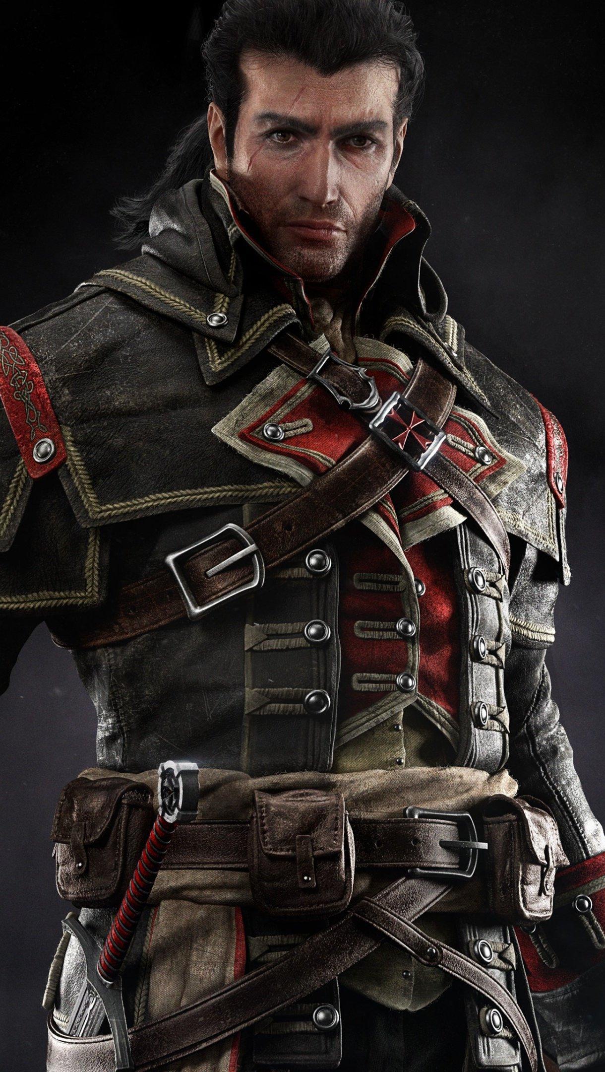 Wallpaper Shay Patrick from Assassins Creed Vertical