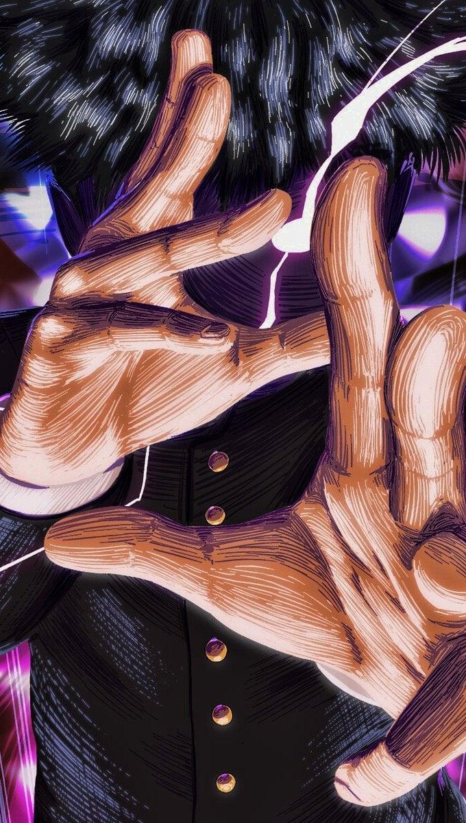 Fondos de pantalla Anime Shigeo Kageyama de Mob Psycho 100 Vertical