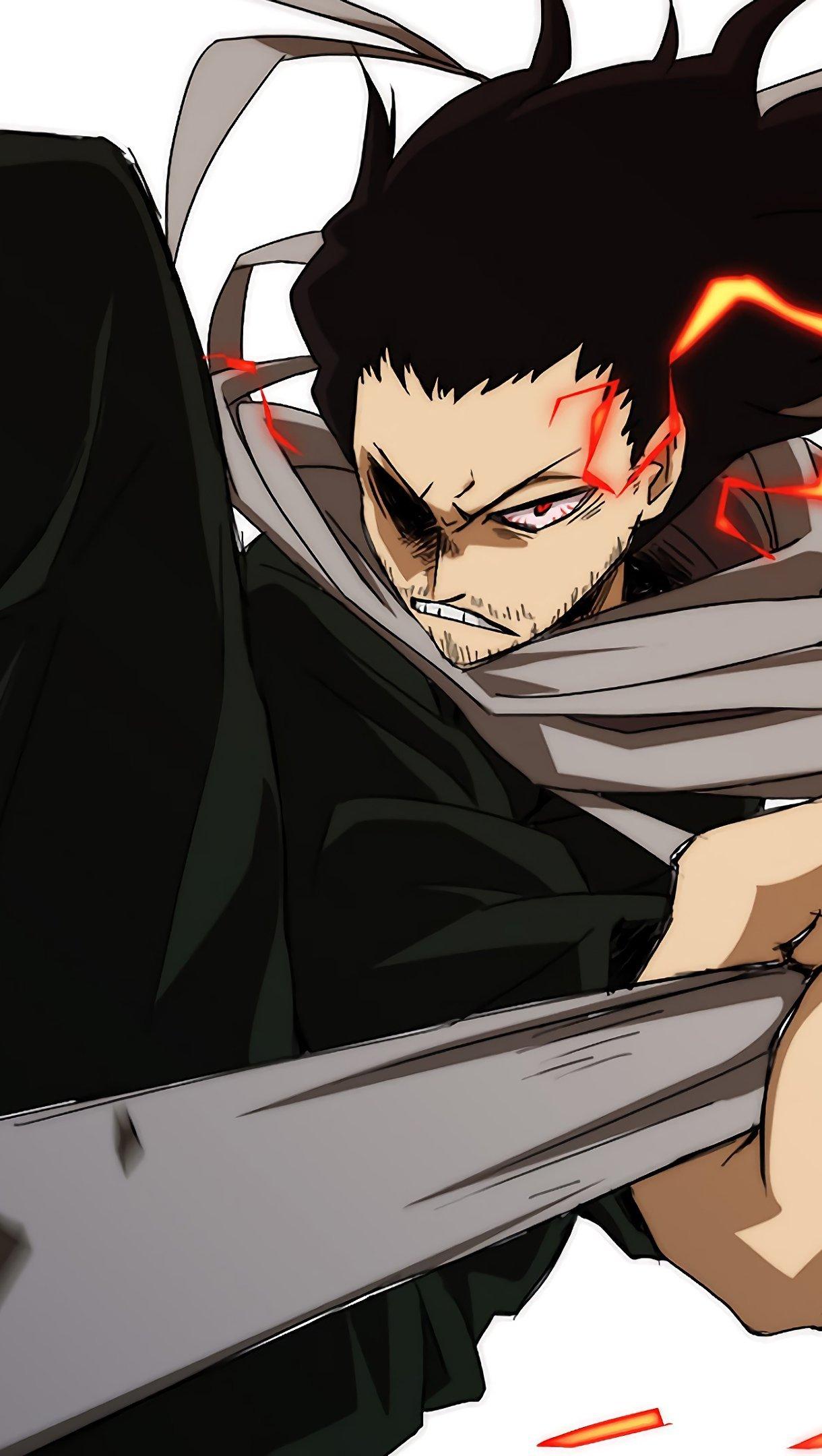 Shota Aizawa My Hero Academia Anime Wallpaper 4k Ultra Hd Id 3385