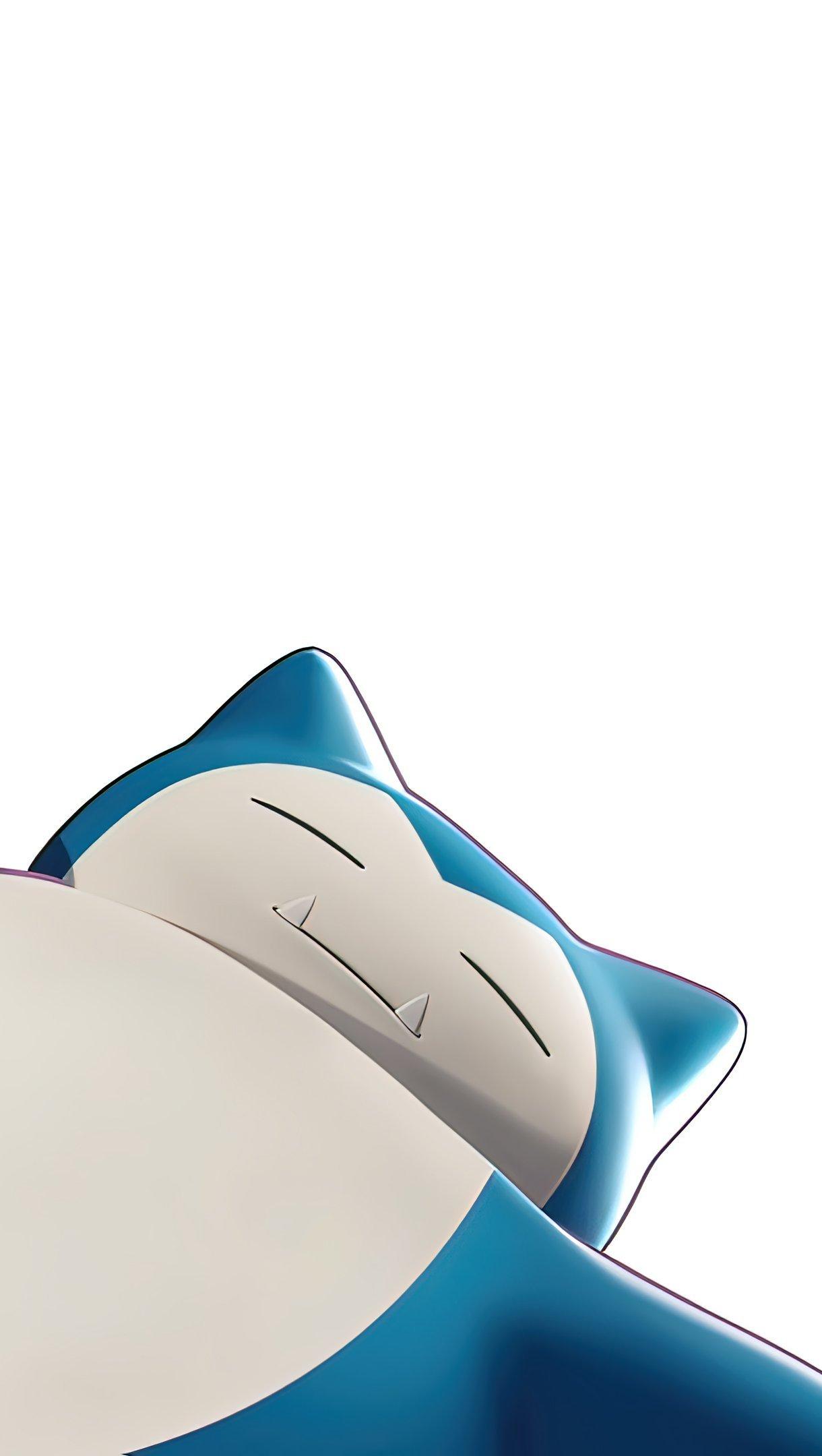 Fondos de pantalla Snorlax de Pokemon Vertical