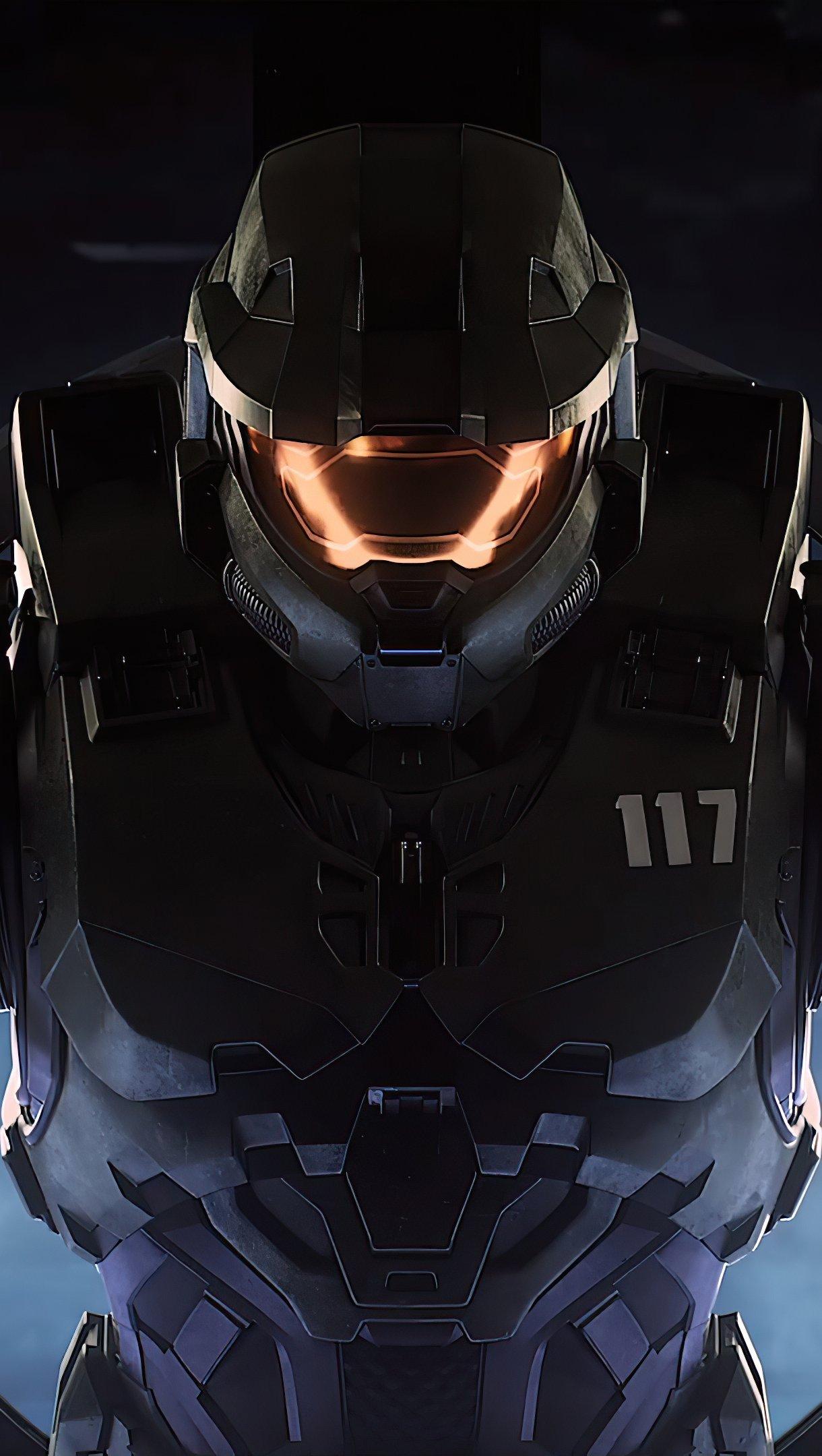Fondos de pantalla Soldado de Halo infinite 2020 Vertical