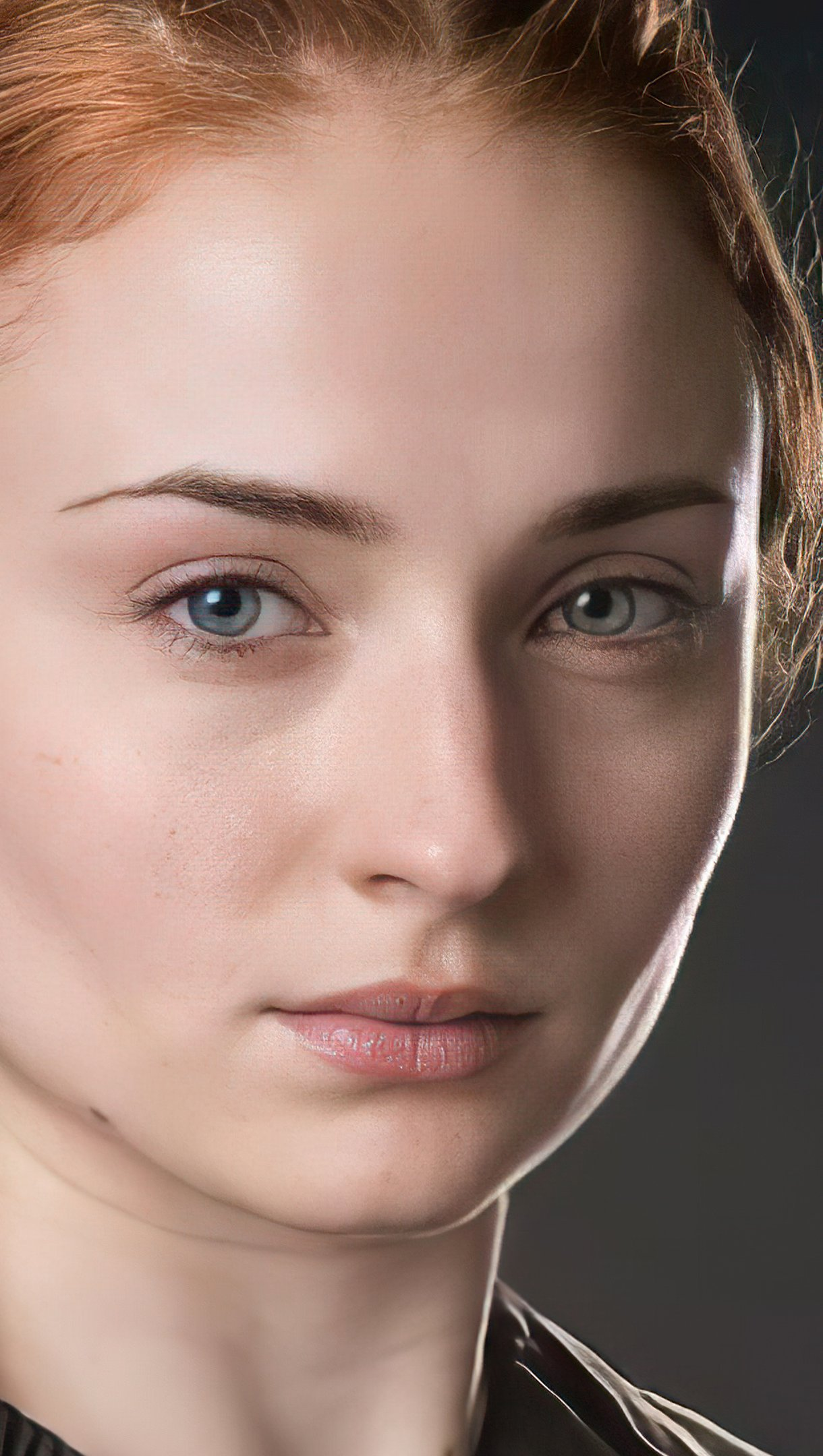 Wallpaper Sophie Turner as Sansa Stark Vertical