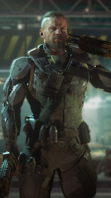 Fondos de pantalla Specialist de Call of Duty Black Ops 3 Vertical