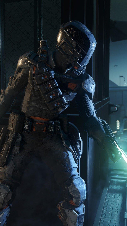 Fondos de pantalla Spectre de Call Of Duty Black Ops 3 Vertical