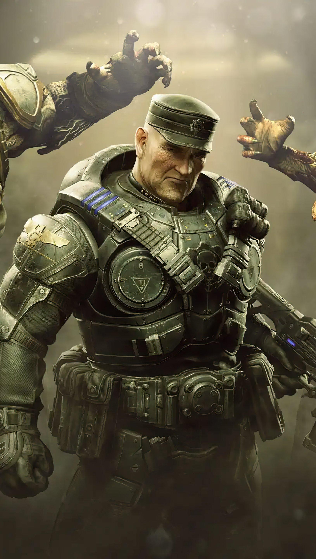 Fondos de pantalla Speyer in Gears of war 5 Temporada 6 Vertical