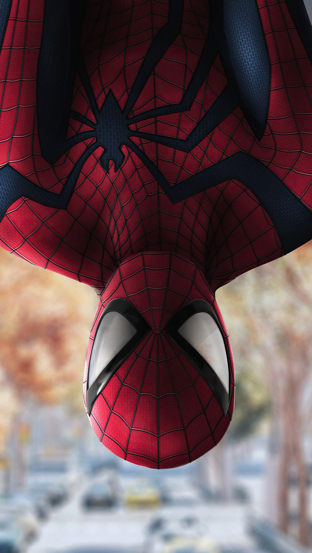 Wallpaper Spider Man Beyond Vertical