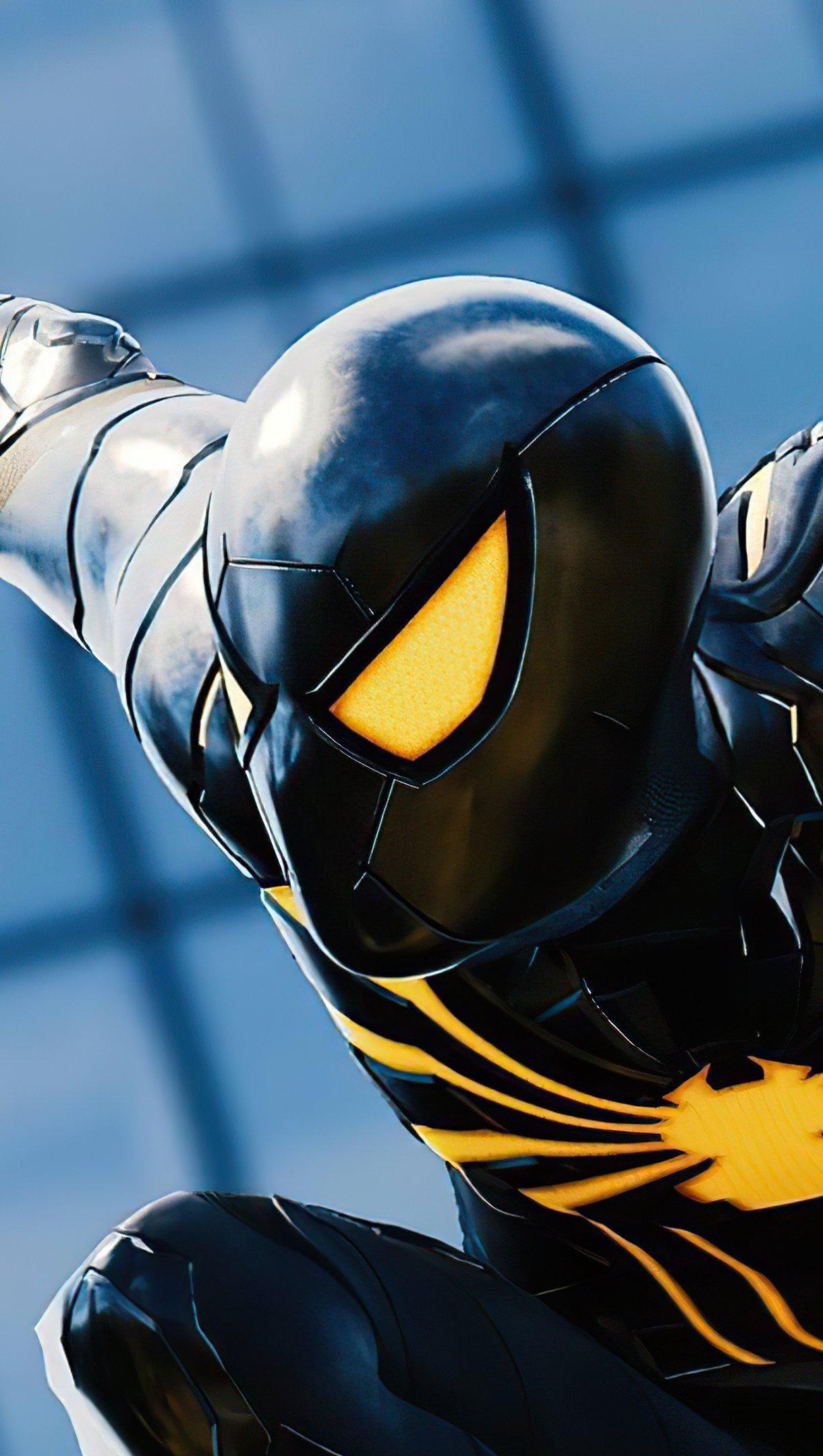 Fondos de pantalla Spider-Man: Miles Morales Vertical