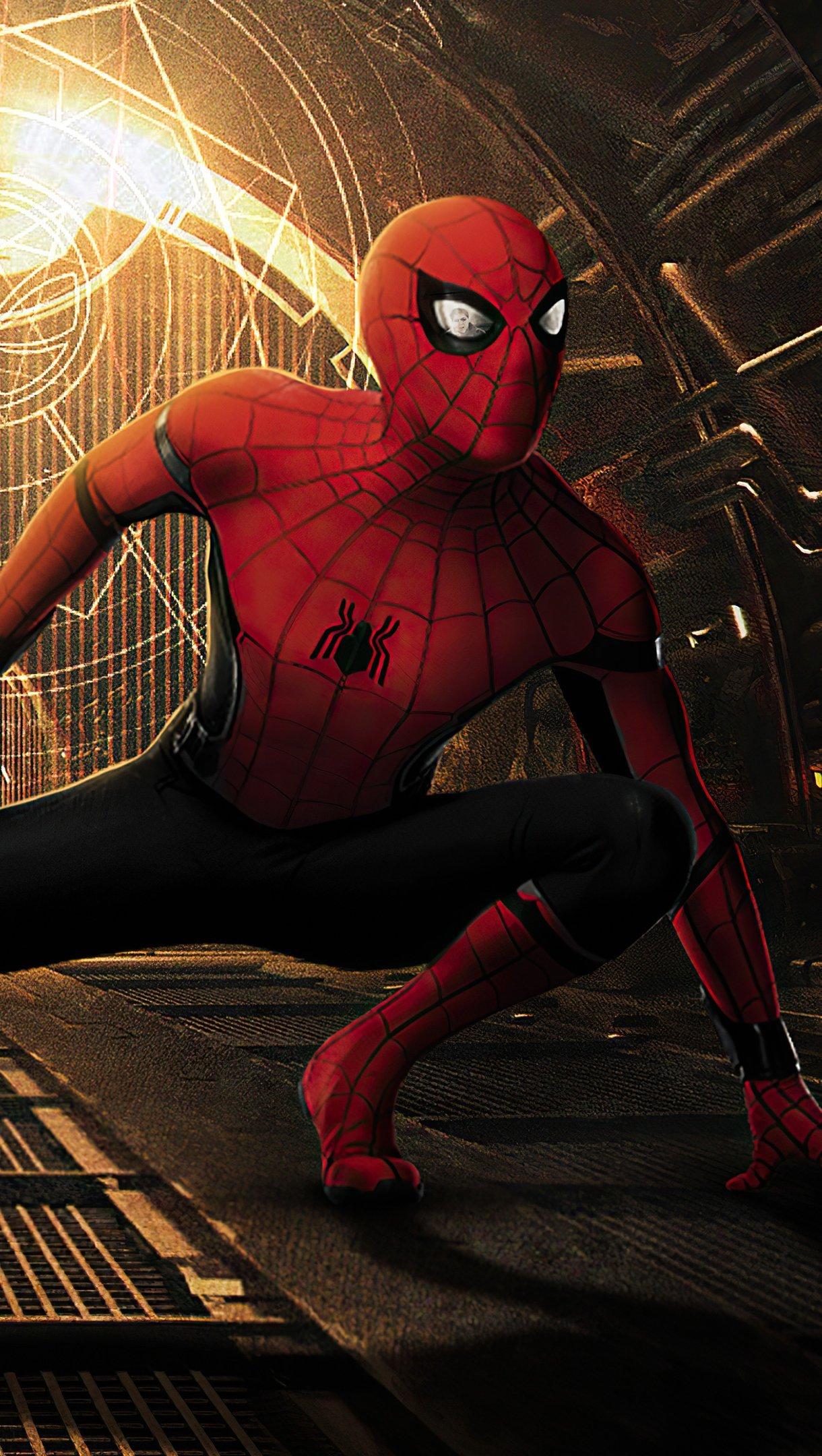 Fondos de pantalla Spider Man No way home Vertical