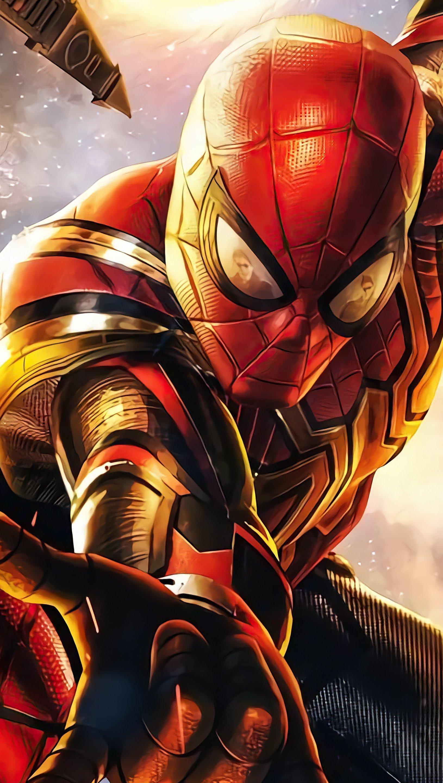 Wallpaper Spider Man No way home Vertical