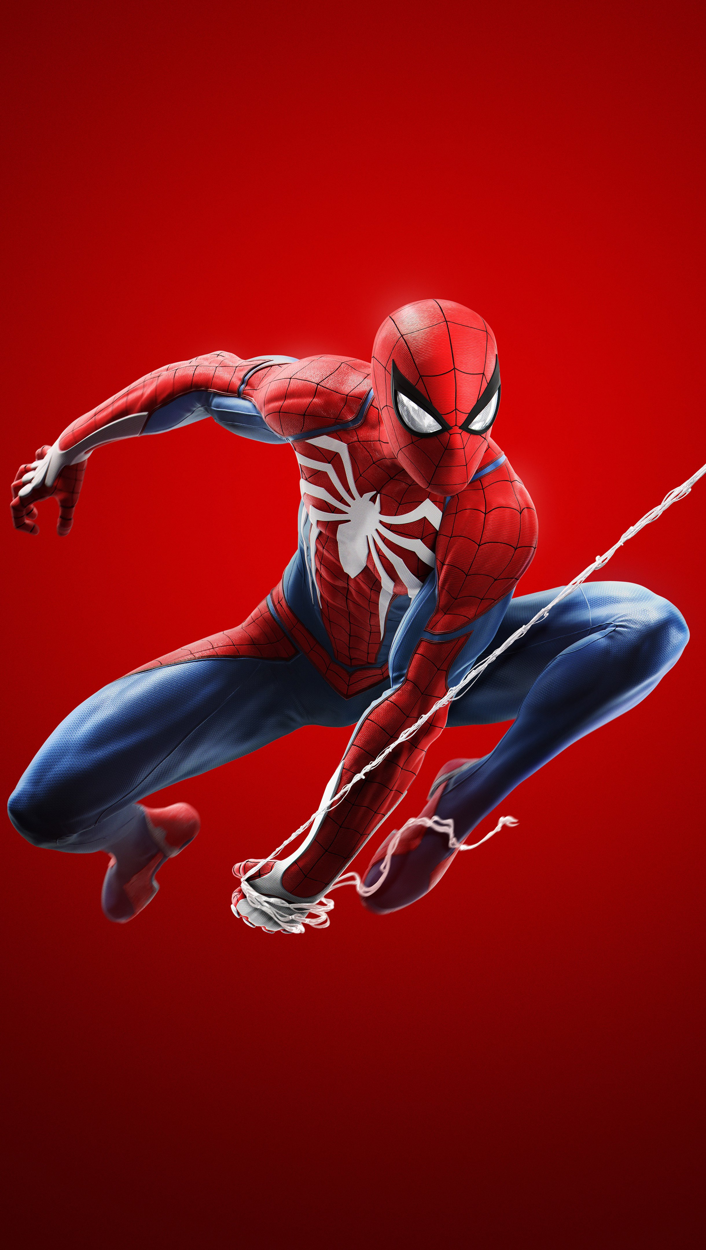 Fondos de pantalla Spider-Man PS4 Vertical